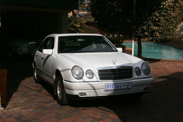 1999 E 240 W210 (2.6L)