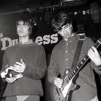 Oasis -Duchess Leeds 1994