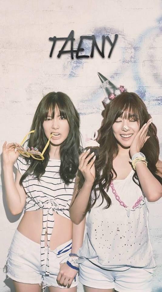 Taeny #snsd #taenyday #taeyeon #tiffany