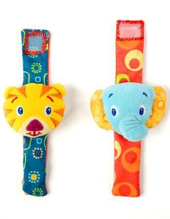 Bright Starts Ошибка:508  — 720р. ------------------------------ Погремушки на ручки стильная пара Bright Starts - браслетики для младенцев с самого рождения, способствуют развитию. Порадуют ребёнка и родителей.