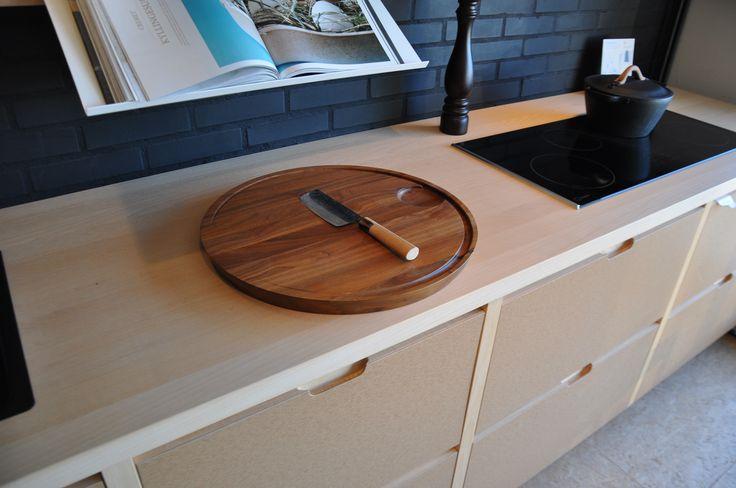 Skærebræt by Kjeldtoft #kitchen #cutterboard http://www.kjeldtoft.com/
