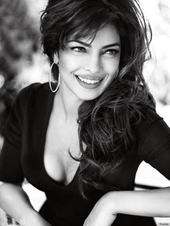 Priyanka Chopra, The New Guess Girl, 'Honored' To Be Brand's First Indian Model