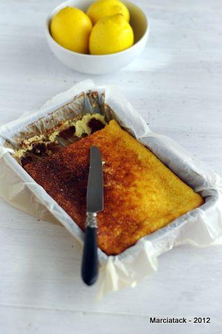 Fiadone, le gâteau au Brocciu Corse - Recette - Marcia Tack