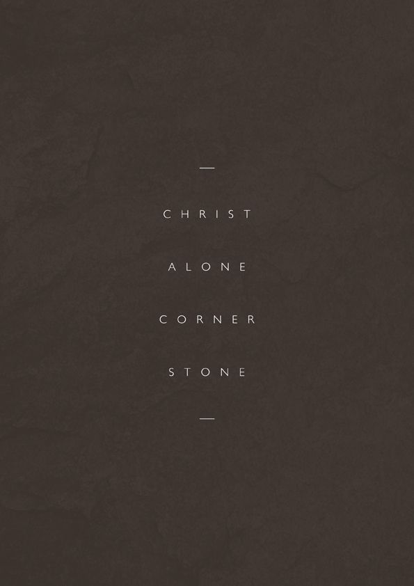 "Cornerstone - Edward Mote, Eric Liljero, Jonas Myrin, William Batchelder Bradbury + Reuben Morgan (Hillsong) [ 2011 ] From the album ""Cornerstone"" by Hillsong Live 84 / 365 *Click here to visit ""The Worship Project!"""