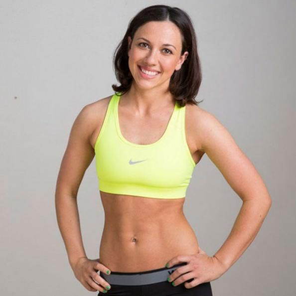 Friendly personal trainer!