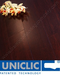 Cocoa Solid Strand Woven Bamboo Flooring Uniclic
