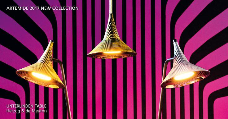 Osvětlení ARTEMIDE dostupné v našem studiu www.liniedesign.cz