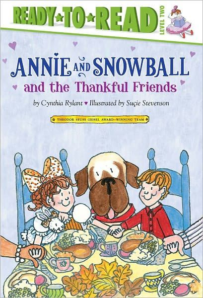 Annie and Snowball series by Cynthia Rylant. Annie is Henry's cousin, and she lives next door, so our friends Henry and Mudge often appear in these stories. Bonus!