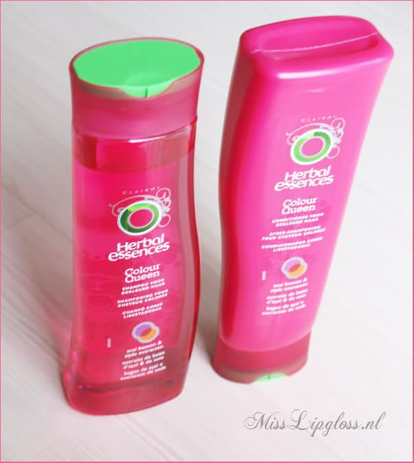 This stuff is awesome and very inexpensive Herbal Essences Colour Queen
