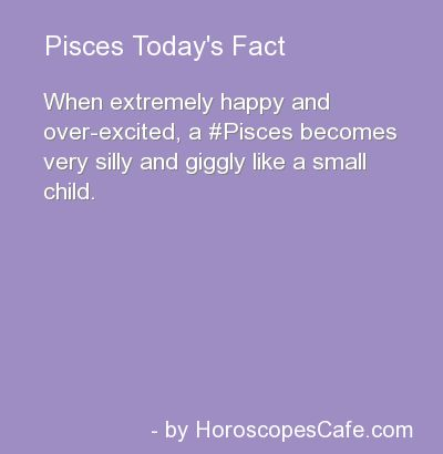 Pisces Daily Fun Fact