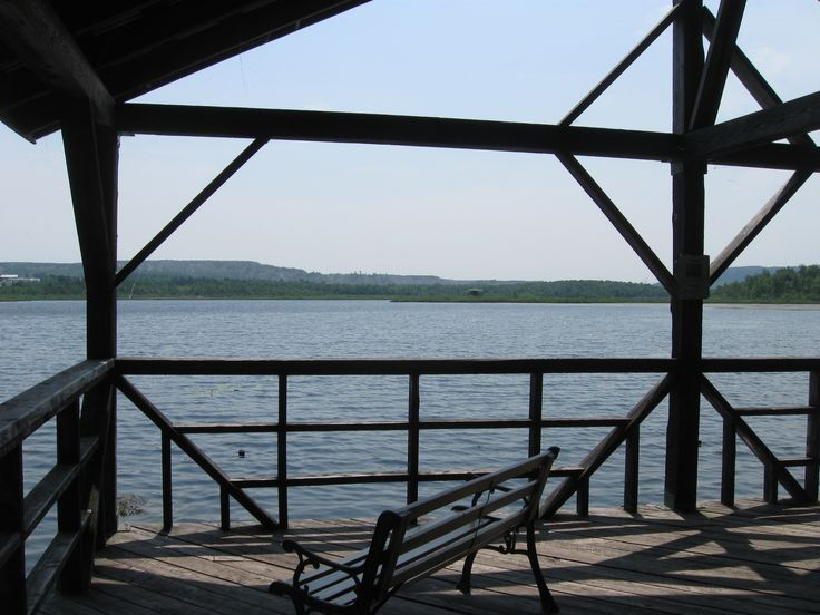 Site d'observation de l'étang Burbank - Danville