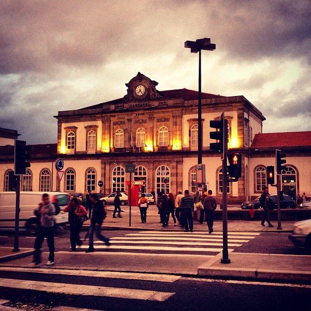 Estação Ferroviária de Porto-Campanhã em Porto, Porto