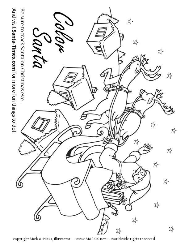 58 best stuff i 39 ve created images on pinterest christmas for Santa and reindeer coloring pages printable