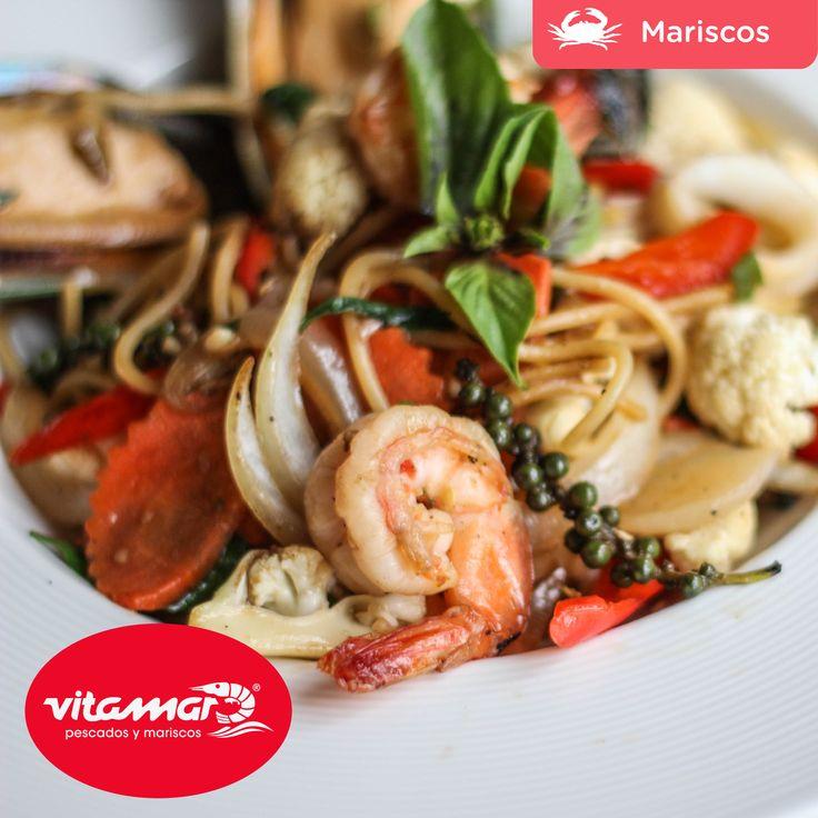 #SabiasQue Los camarones son los mariscos mas consumidos a nivel mundial.