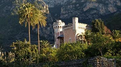 View from Villa Emilia, Soller