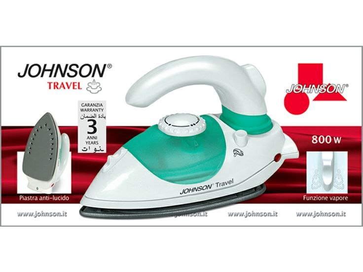 Johnson Travel box