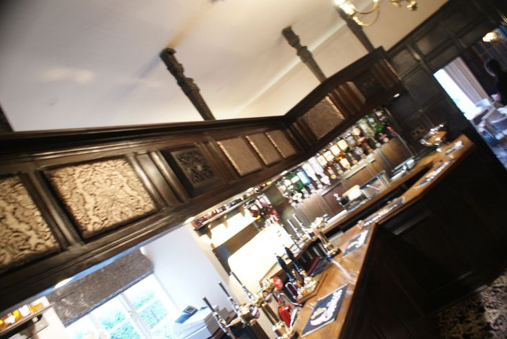 Sneak preview of the Coopers Arms Weston on Trent interior by Martin & Parker