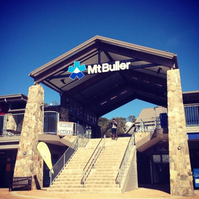 At Mount Buller