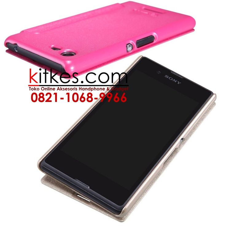 Nillkin Sparkle Leather Case Sony Xperia E3 Rp 135.000  http://www.kitkes.com/product/216/1052/Nillkin-Sparkle-Leather-Case-Sony-Xperia-E3/?o=default