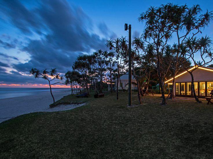 A perfect night at Tamanu On The Beach, Vanuatu  www.islandescapes.com.au
