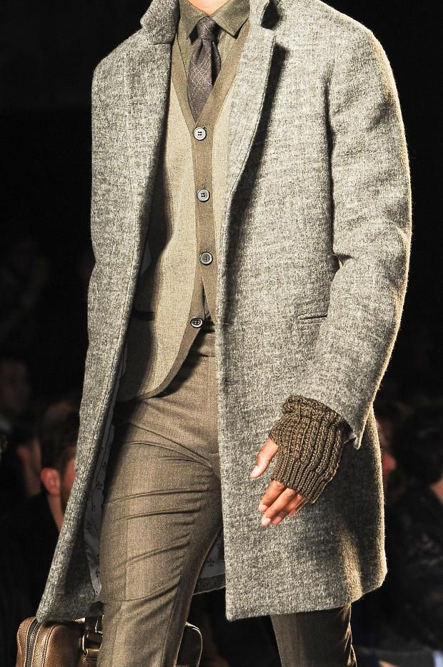 John Varvatos Mens A/W 13 || British Indie Clothing - AcquireGarms.com