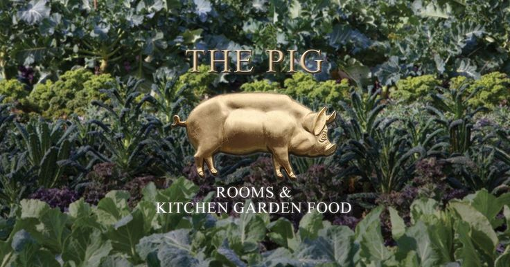 The PIG–at Combe will open April 2016 nestled in the Otter Valley near Honiton, Devon.