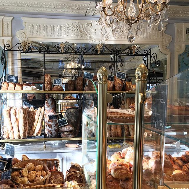 When The Boulangerie Is As Beautiful As All The Deliciousness They Sell Whats Your Favorite Paris Food Travel Food Food