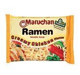 Maruchan Ramen Noodles Creamy Chicken Flavor (3 oz.)