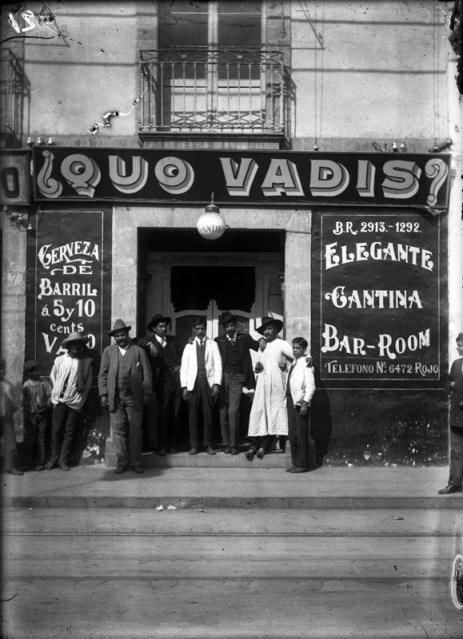 Juan Carlos Briones y La Ciudad de México en el Tiempo