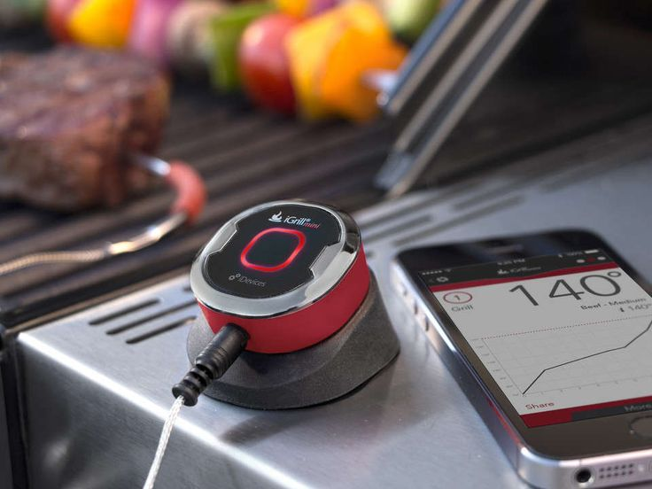 iGrill Thermometer:  10 Must-Haves In The Modern Kitchen | betterfamilyhome.com