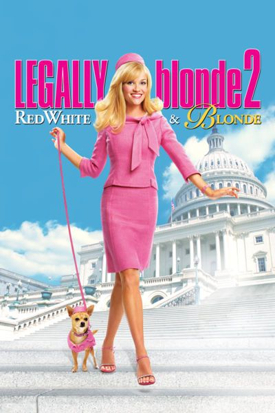 Elle Woods (Reese Witherspoon) journeys to Washington, D.C., to have her say about animal rights, but is ignored by every politician she encounters and quickly learns that the White House can be even tougher to navigate than the Ivy League. Finally, Elle makes the acquaintance of sympathetic Rep. Victoria Rudd (Sally Field), who helps the young lawyer get her foot in the door of Congress. Unfortunately, Elle still has to convince the entire legislature to hear her out.