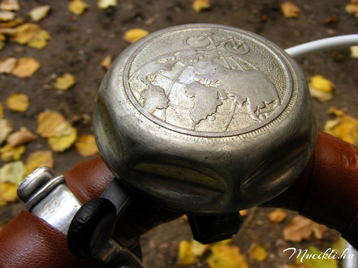 Mucikli NO.1 bicycle bell