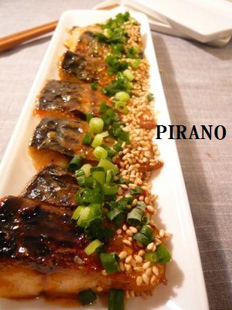 【261Kcal】塩サバの韓国風ピリ辛焼き♪ | 美味しいね!!~管理栄養士平野信子のヘルシーレシピ帖~