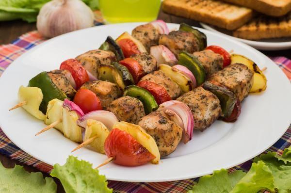 Cenas y grasas bajas en calorias recetas