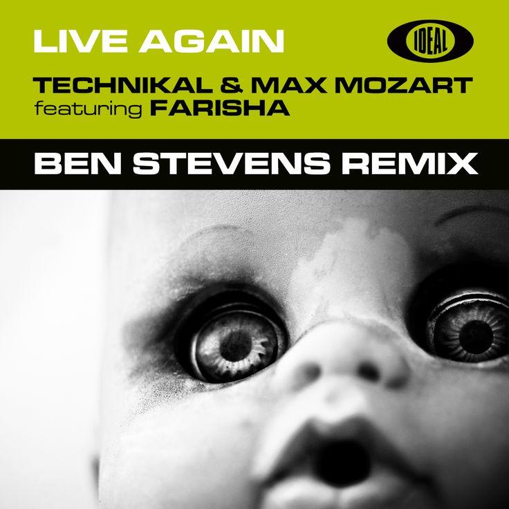 A Halloween Treat - Exclusive Ben Stevens remix of Live Again.