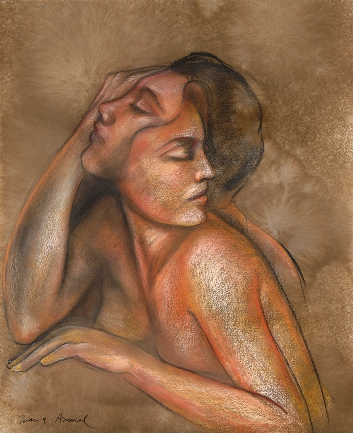 Maria Amaral 1950 | Spanish painter | Tutt'Art@ ▌Pittura * Scultura * Poesia * Musica ▌