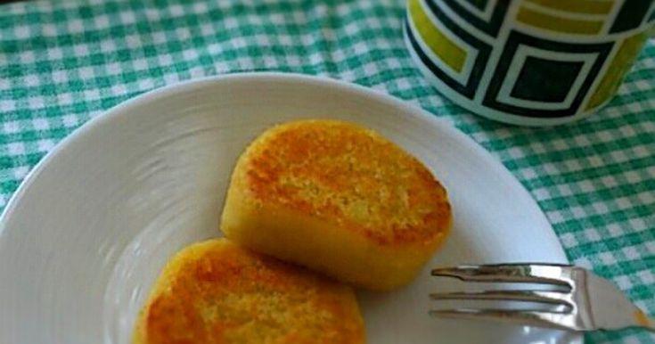さつま芋の甘味とバターの風味でとっても美味しい♥お弁当や幼児のおやつ、あと一品欲しい時にもどうぞ♪冷凍保存可☆