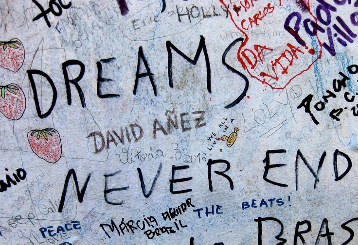 "Dreams Never End"" on Abbey Road 