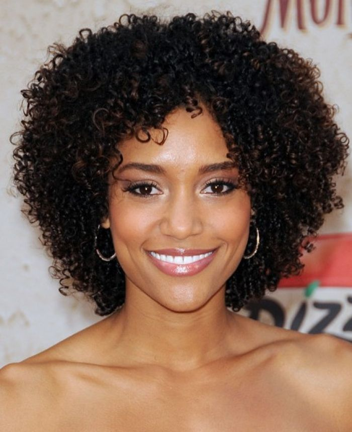 natural hair styles for african american women | Best Short Hairstyles for Black Women – A woman's hair is one of ...