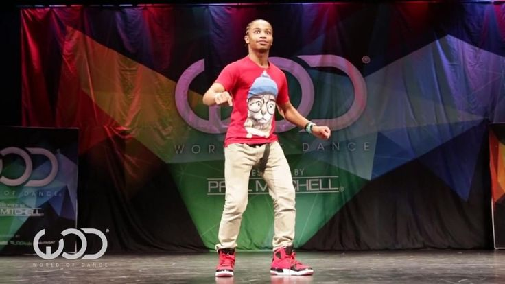 Fik-Shun preforming at World of Dance Las Vegas 2014 #WODLV! This guy is absolutely amazing!