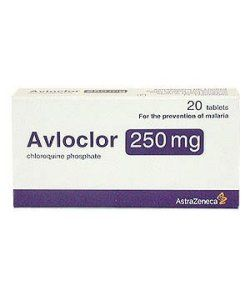 Miscellaneous Avloclor Tablets X 20 This medicine is to give some degree of protection against malaria in certain countries. Some types of malaria require that you take more than one type of tablet, at the same time, to help prevent mal http://www.MightGet.com/january-2017-11/miscellaneous-avloclor-tablets-x-20.asp