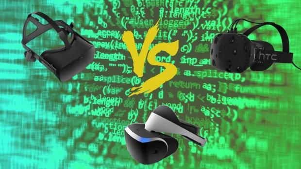 HTC Vive VS Oculus Rift VS Project Morpheus: release date, price, specs and games | IT PRO
