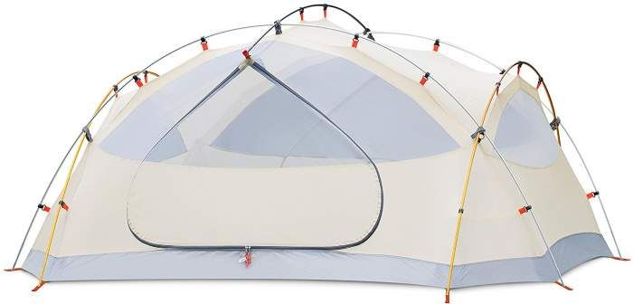 EXIO 4 Person 3.5 Season Backpacking Tent Review #exiogear #tents #backpacking #hiking #camping #outdoors #outdoorequipment
