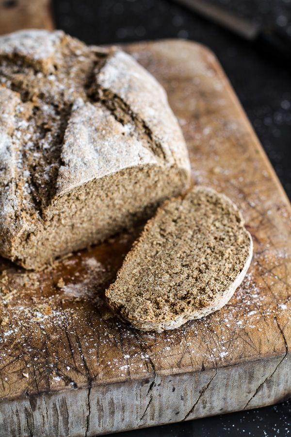 St. Patty's Day is coming up! Beer and Rye Irish Soda Bread | halfbakedharvest.com