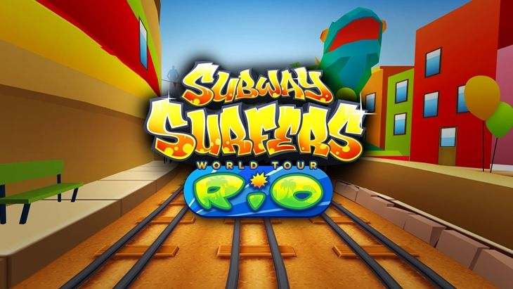 Subway Surfers Rio img4