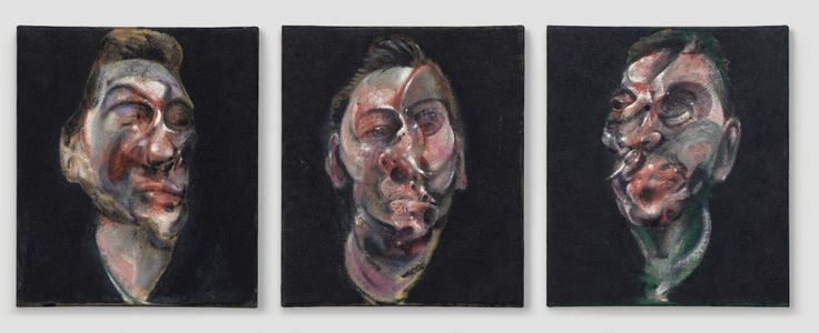 Francis Bacon's First Portrait of George Dyer at Christie's