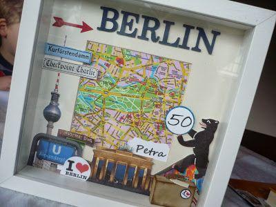 Papierkram+und+anderes...:+Bilderrahmen+Berlin+und+Sale-a-bration...