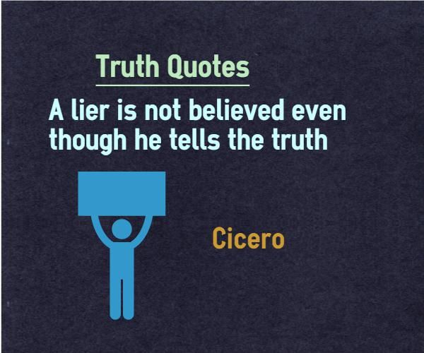 Truth And Trust Quotes: 1000+ Telling Lies Quotes On Pinterest