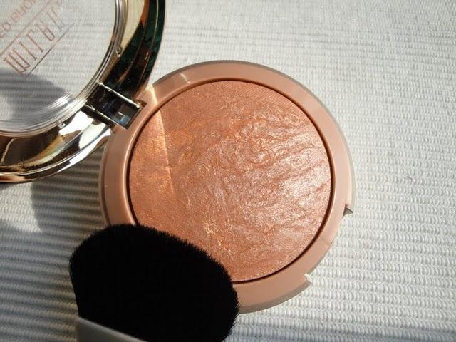 MILANI Baked Bronzer in Glow - $8.99