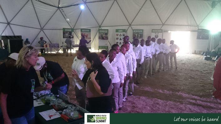 Registration has officially begun! #RhinoSummit2014 #rhino #wildlife #nature